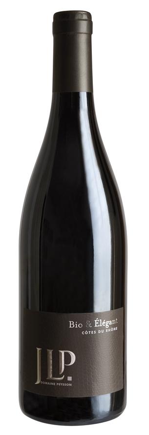 BIO & ÉLÉGANT – 6 bouteilles